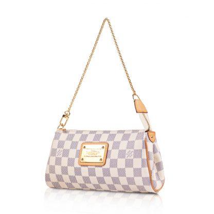 Louis Vuitton Pochette Eva Damier White