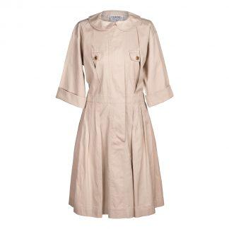 Vintage Chanel Safari Dress