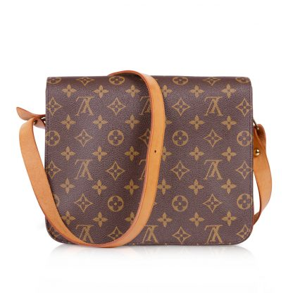Louis Vuitton Cartouchiere Bag