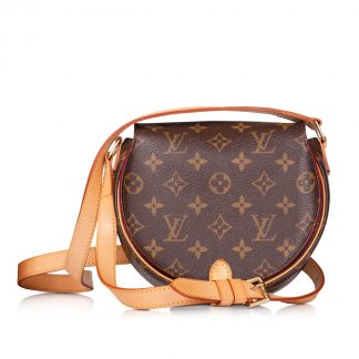 Louis Vuitton Monogram Canvas Tambourine Crossbody