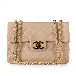 Vintage Chanel Jumbo