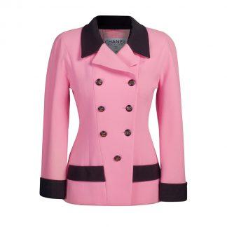 Vintage Chanel Pink Jacket